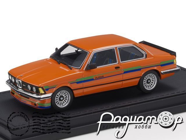 BMW 3-Series 323 C1 2.3 Alpina (1983) TM43-005B