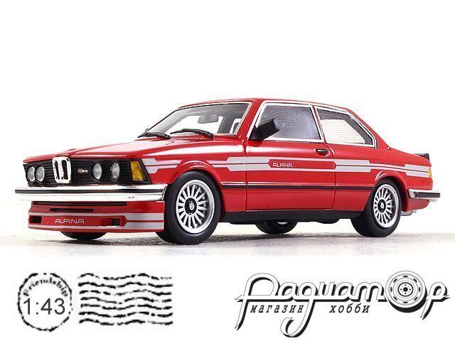 BMW 3-Series 323 C1 2.3 Alpina (1983) TM43-005D