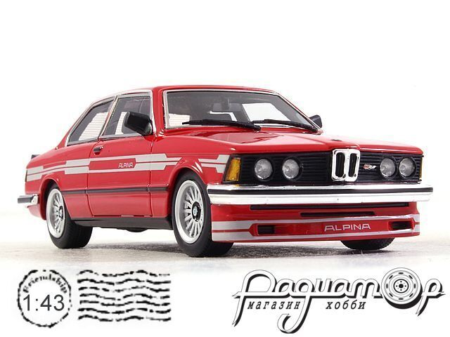 BMW 3-Series 323 C1 2.3 Alpina (1983) TM43-005D