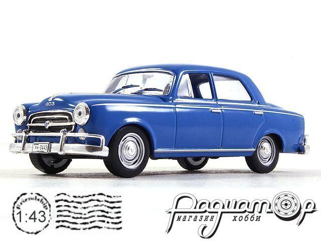 Peugeot 403 (1960) ARG035