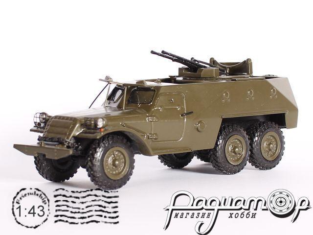 БТР-152 + ЗПТУ-2 (1950) 9-2-6