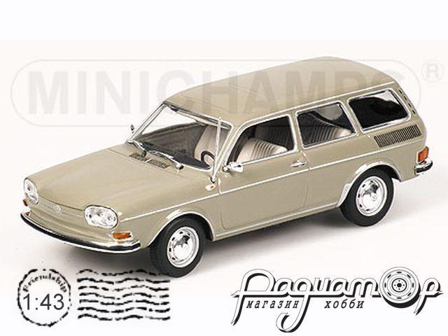 Volkswagen 411 Variant (1969) 400051114 (TI)