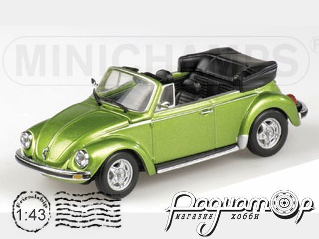 Volkswagen 1303 Cabriolet (1972) 430055139 (TI)