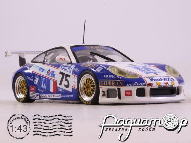 Porsche 911 GT3RS №75, 24h Le Mans (2004) 400046975 (TI)