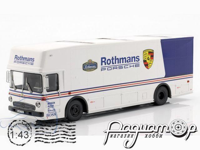 Mercedes-Benz O 317 Race Truck Rothmans Porsche (1984) 450373100