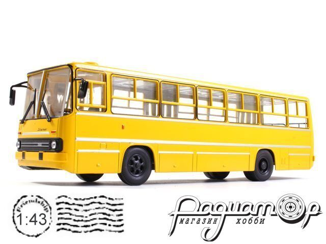 Наши Автобусы №4, Ikarus 260 (1972)