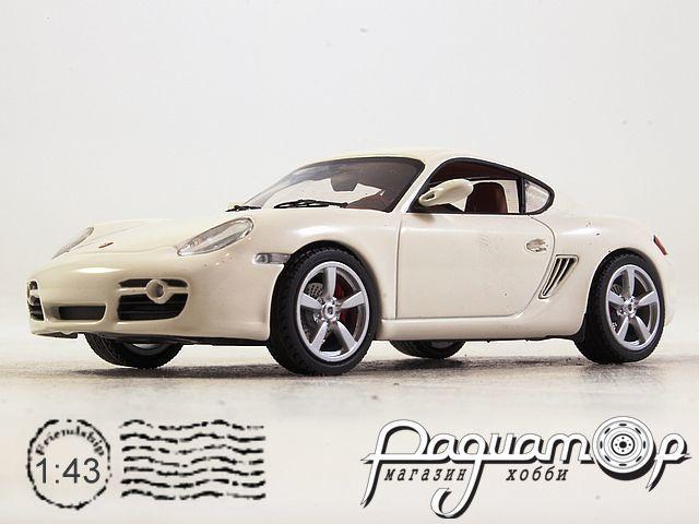 Porsche Cayman S (2012) 020030(Ti)