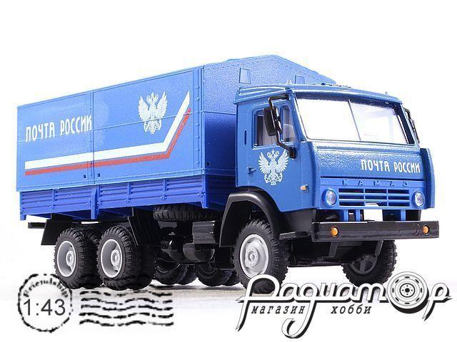 КамАЗ-5320 с тентом
