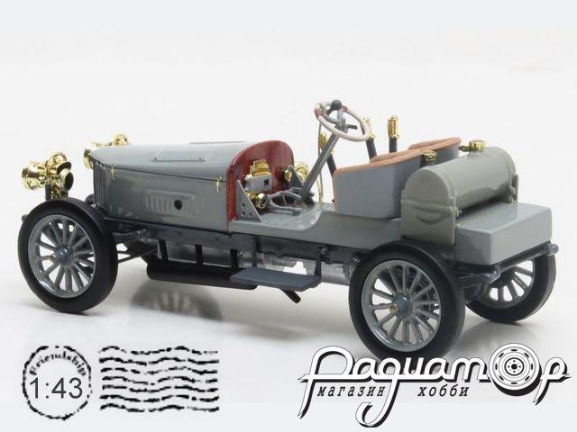 Spyker 60-hp four-wheel drive racing car (1903) MXLM02-1806