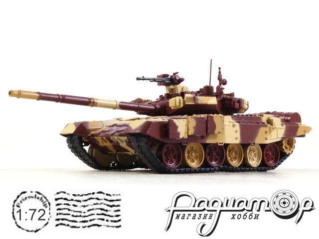 Ракетно-пушечный танк Т-90С (2001) Zvezda