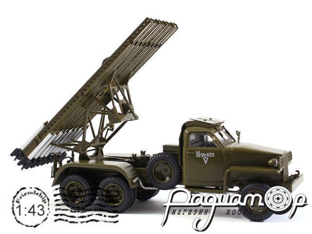 Studebaker US6 БМ-13