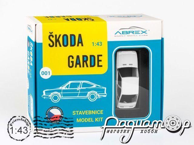 Сборная модель Skoda Garde (1982) 143SABS-722EB