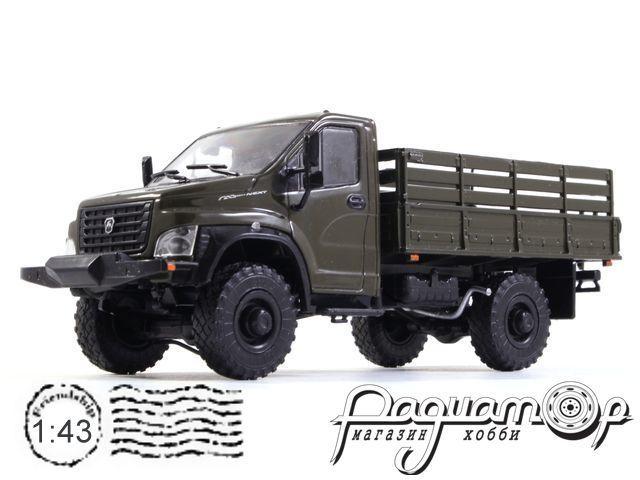 ГАЗон Next C41A23 бортовой (2013) H244-2