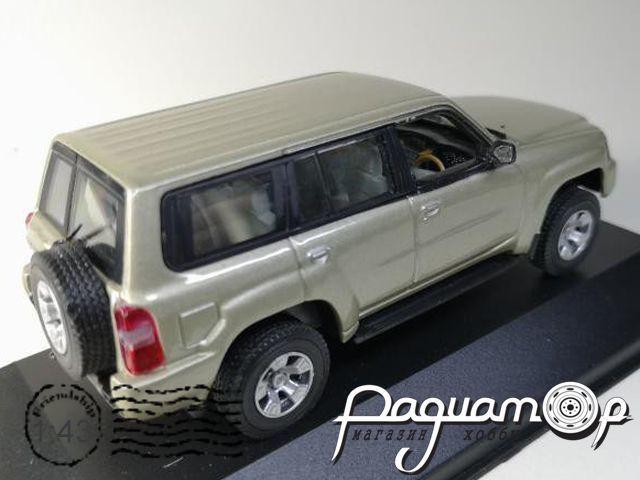 Nissan Patrol (1997) 191231