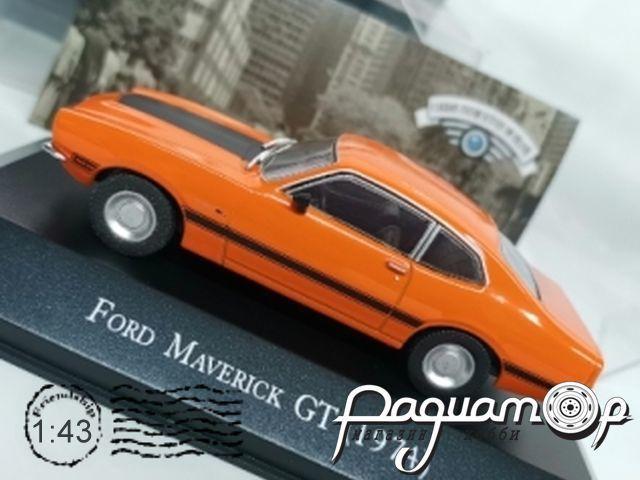Ford Maverick GT (1974) 191253