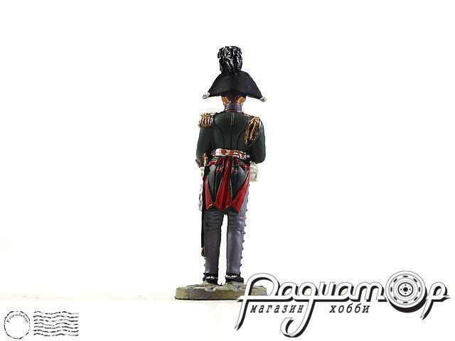 Генерал Свиты Его Императорского Величества по квартирмейской части (1812) (I) 0997