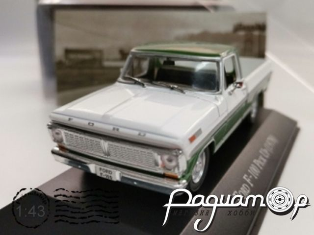 Ford F-100 Pick Up (1978) 191262