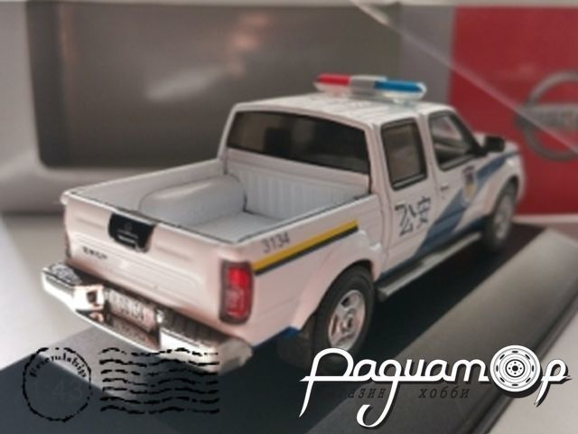 Nissan Pick Up Police (2007) 191276