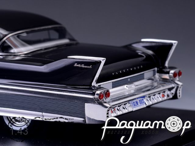 Cadillac Fleetwood 60 Special (1958) GLM122001
