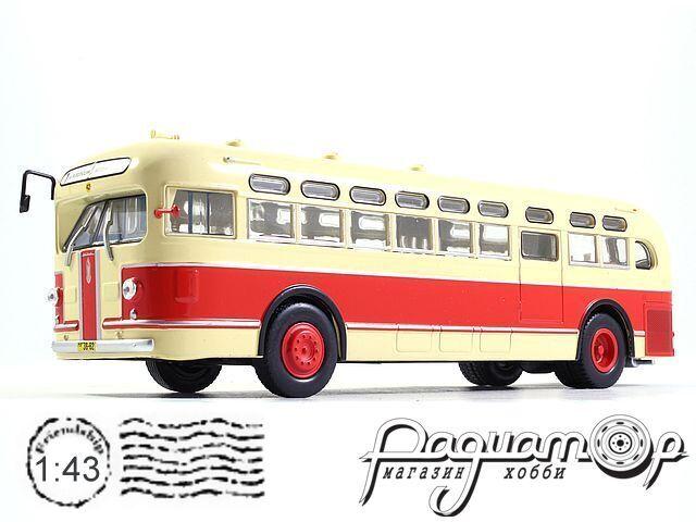Наши Автобусы №5, ЗиС-154 (1946)