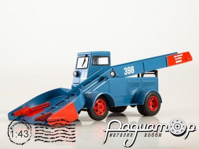 Снегопогрузчик С-4 (1954) 0088MP