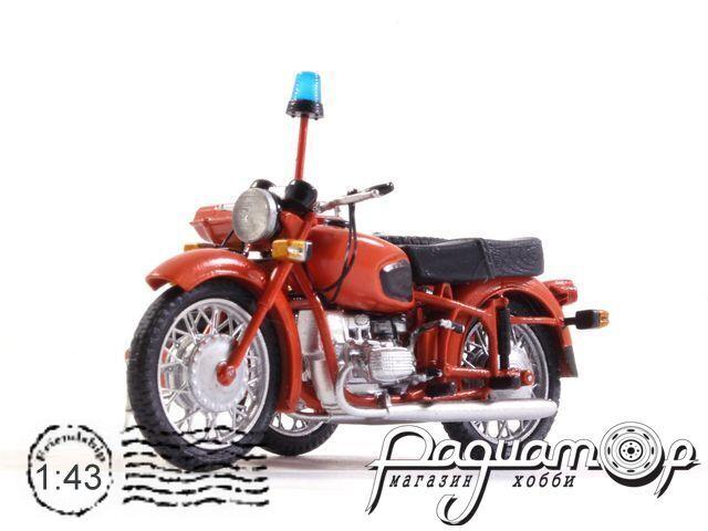 Днепр 156-П пожарный мотоцикл (1960) dnepr156p