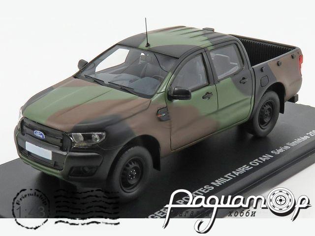Ford Ranger Pick-Up Military (2017) AL-017