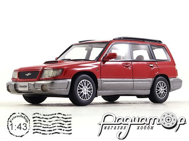 Subaru Forester (1997) HS072RE (NK)
