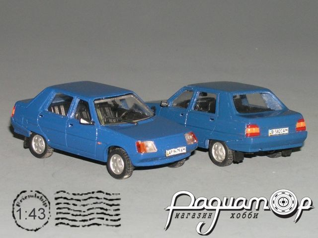 ЗАЗ-1103 «Славута» (1999) РZ-81-B