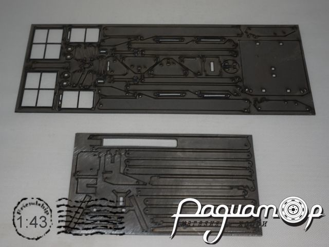 Набор для сборки Автовышка SOCAGE DA 324 (универсальный) MM2077