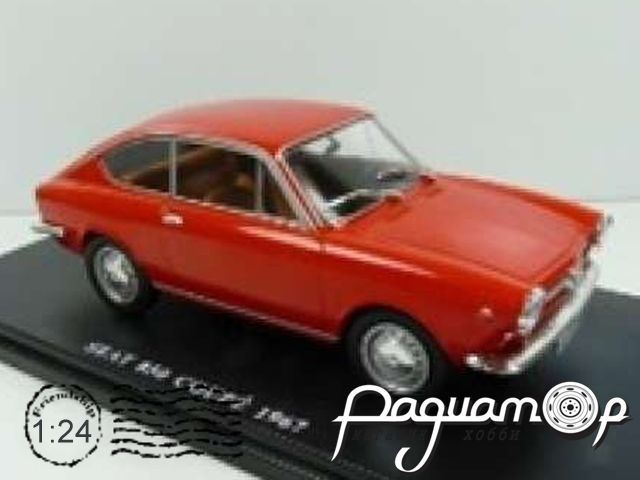 Fiat 850 Coupe (1967)