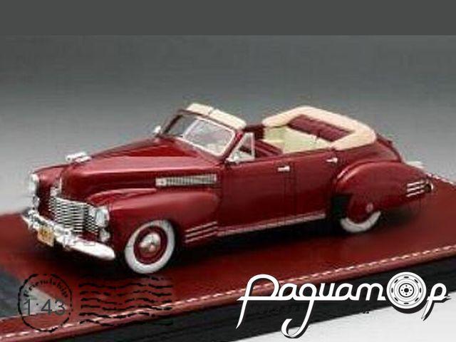 Cadillac Series 63 Convertible (1941) GIM021A