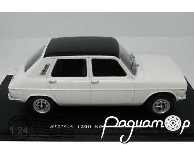 Simca 1200 Special (1973)