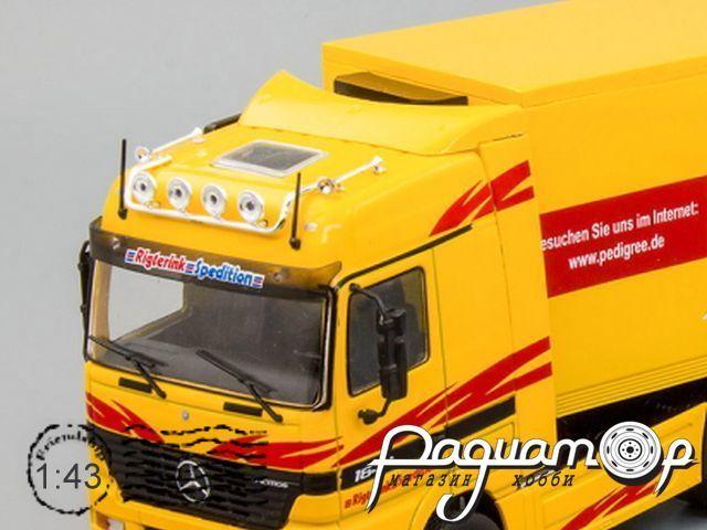 Комплект звуковых сигналов (трубы) для грузовиков (6шт) UM175