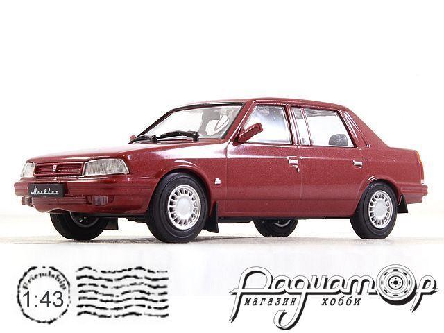 Автолегенды СССР и Соцстран №271, Москвич-2142 «Князь Владимир» (1997)