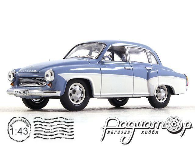 Wartburg 312 Limousine (1964) IST026 (PV)
