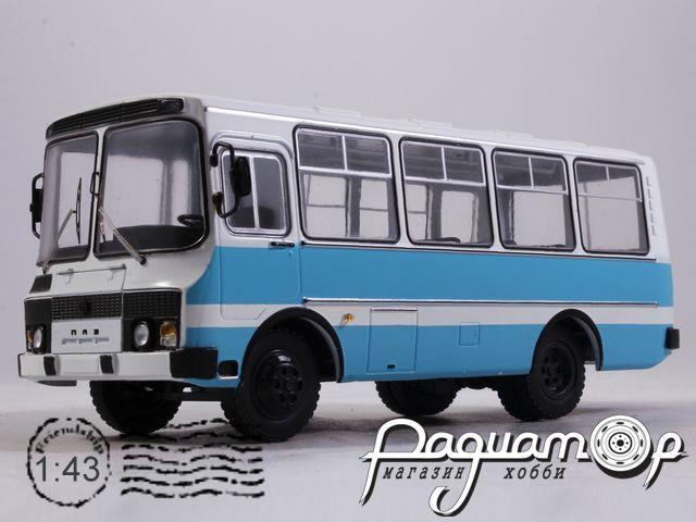 ПАЗ-3205 пригородный (1996) SSM4002