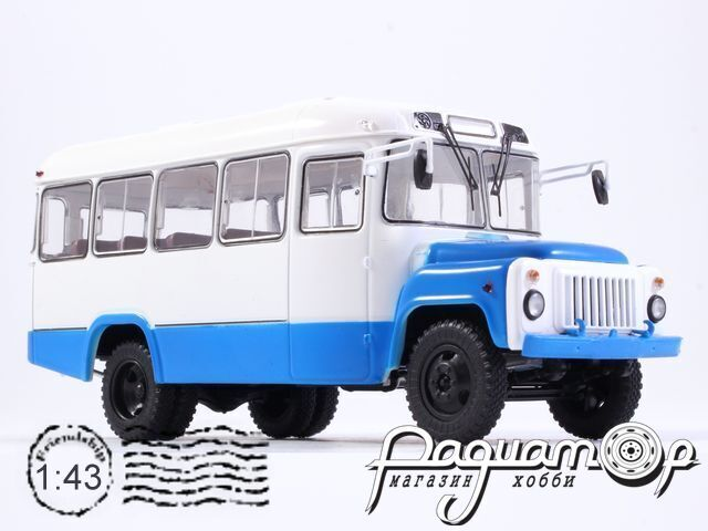 КАВЗ-3270 (1986) SSM4034