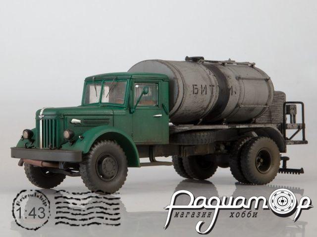 Автогудронатор Д-164А (МАЗ-200) (со следами эксплуатации) (1955) 0076MP