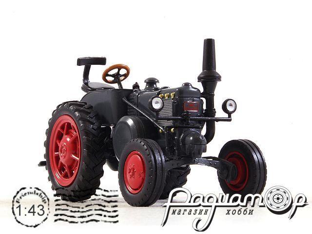 Тракторы №131, Lanz Bulldog D 7506 (1939)