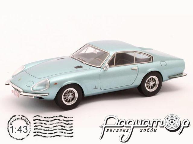 Ferrari 330GTC Speciale Pininfarina №09439 HRH Princess Lilian de Rethy (1967) MX50604-101