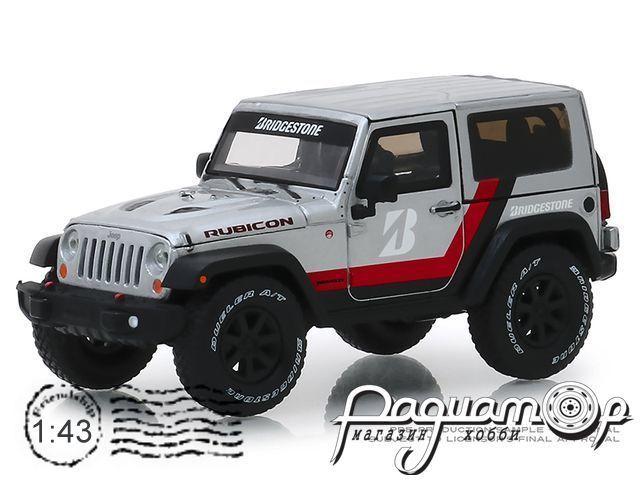 Jeep Wrangler Rubicon Bridgestone (2014) 86174