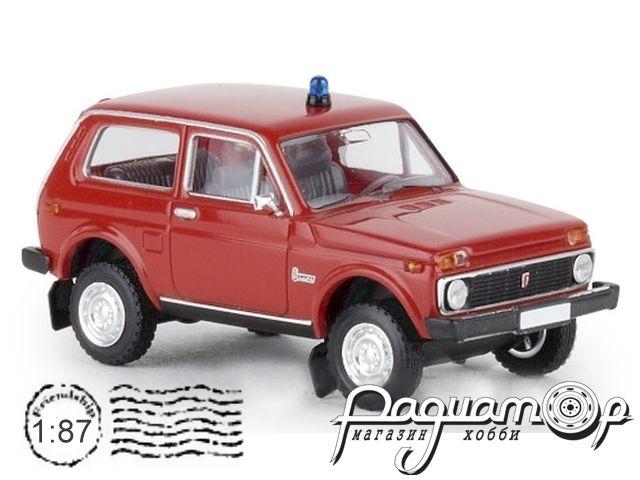 ВАЗ-2121 «Нива» Пожарная часть (1970) 27238