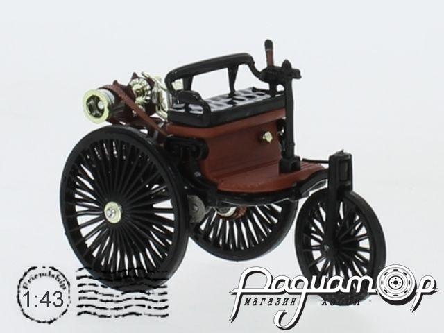 Mercedes Patent Motor car (1886) CLC331
