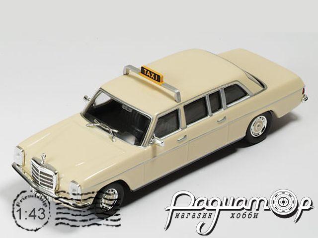 Mercedes-Benz 240 Taxi Frankfurt (1972) OLL034