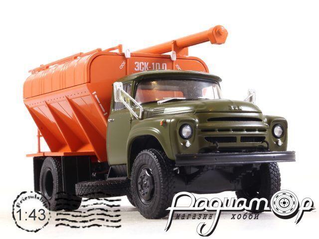 Легендарные Грузовики СССР №15, ЗСК-10(130) (1974)