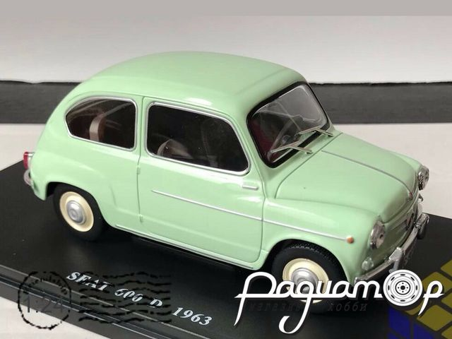 Fiat 600D (1963) IT001