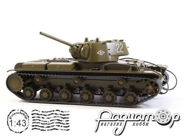 Наши Танки №33, КВ-1 (1942)
