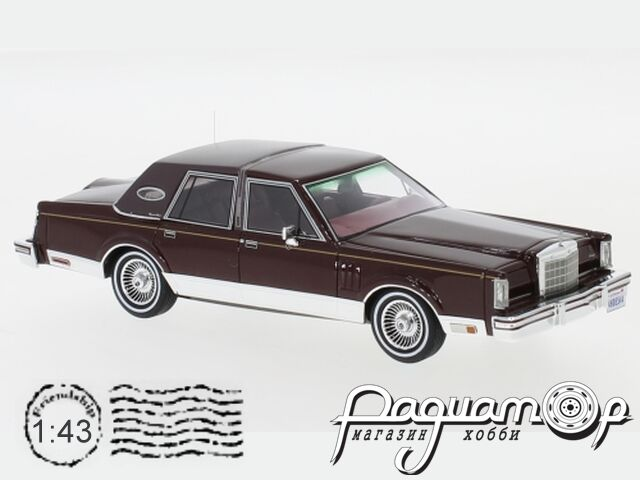 Lincoln Continental Mark VI (1980) 43544