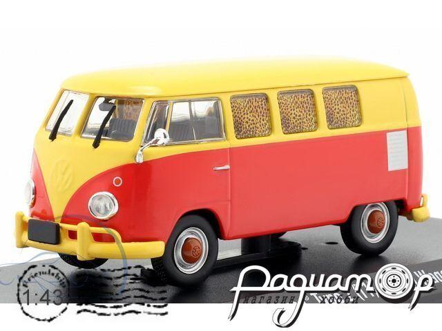 Volkswagen Type 2 T1 Station Wagon из х/ф «Весёлые времена в школе Риджмонт» (1967) 86554